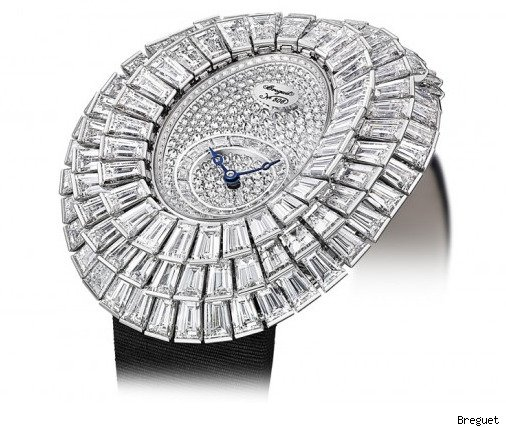 Breguet Crazy Flower Watch