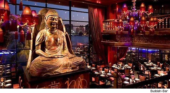 Buddah-Bar in Paris is nominated for Best Cocktail Lounge