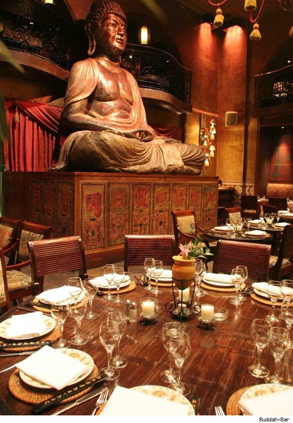 Buddah-Bar in Paris