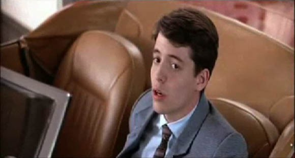 matthew broderick as ferris bueller