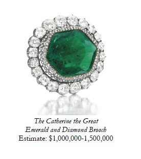 catherine the great emerald
