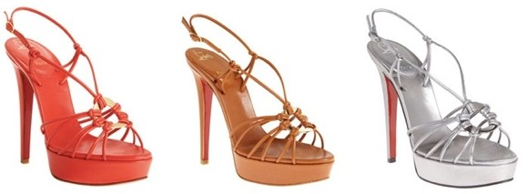 christian louboutin discolilou sandals