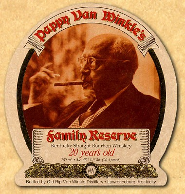 Pappy Van Winkle's 20-Year