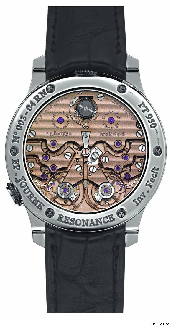 f.p journe chronometre