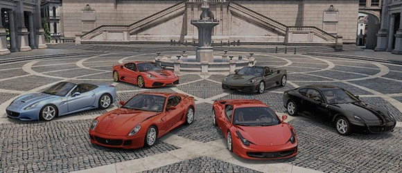 ferraris