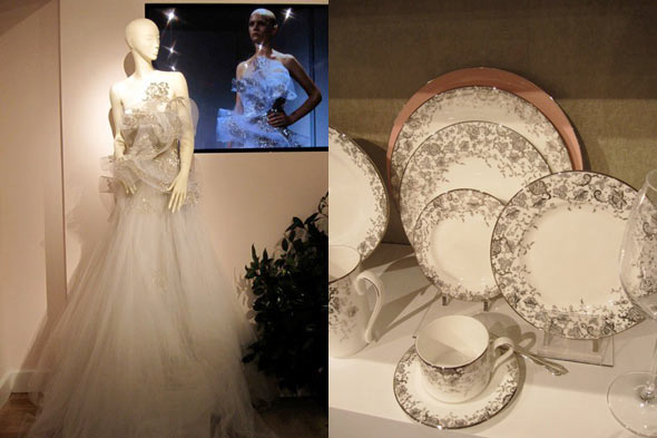 Marchesa China Collection