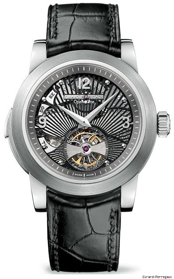 girard-perregaux opera one watch