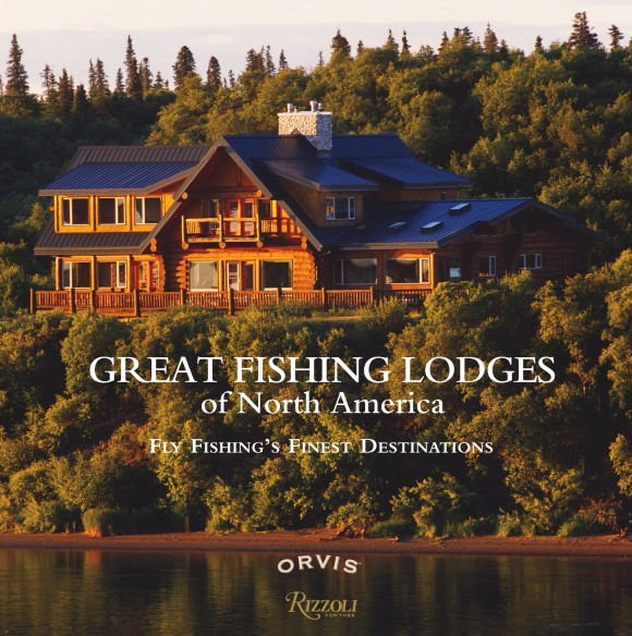 orvis fishing lodge book