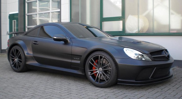 brabus vanish mercedes xl