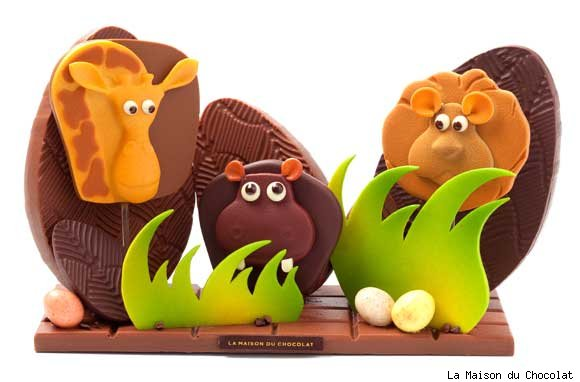 Chocolate Safari by La Maison du Chocolat