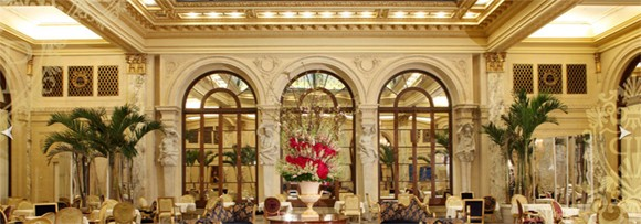 the plaza palm court