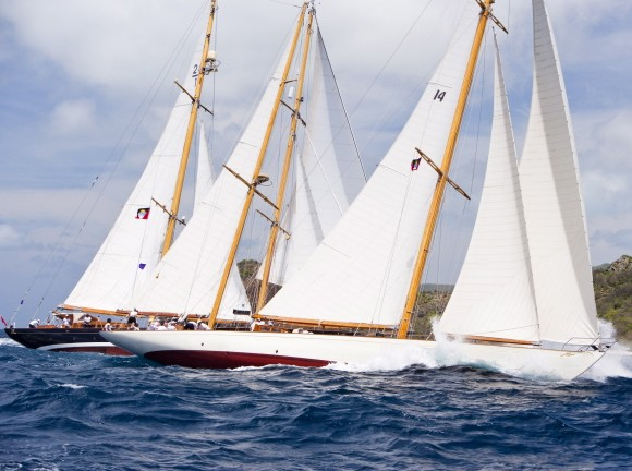The ACYC, one of the largest and most renowned classic yacht races in the ...