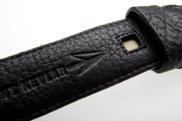 Peace Maker belt kevlar detail