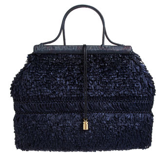 Barneys New York The Tourist Fringe Tote