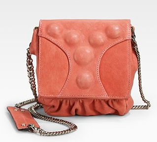 Be & D Leather Handbag