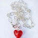 Bella's Broken Heart Necklace