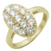 Bella's Engagement Ring, Yellow Gold