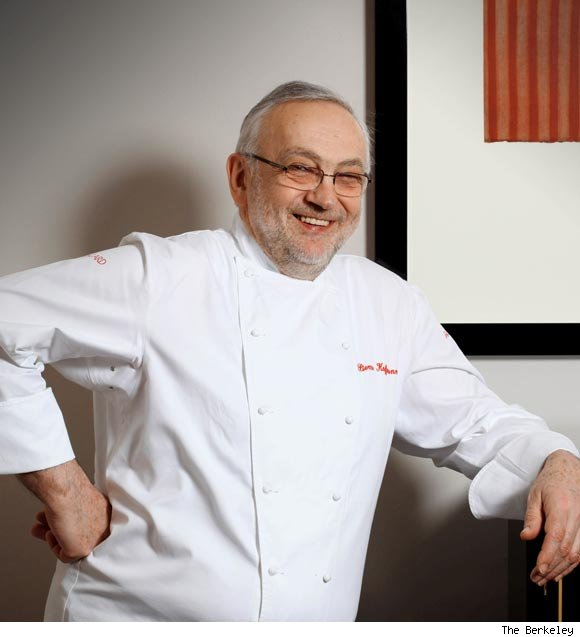 Award-winning chef Pierre Koffmann to open new namesake restaurant at The Berkeley hotel in London in June 2010