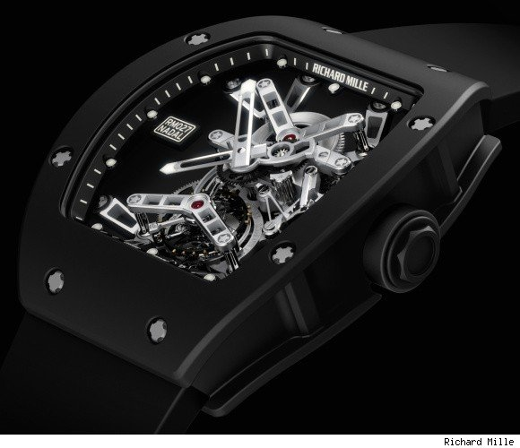 richard mille rm 027 watch
