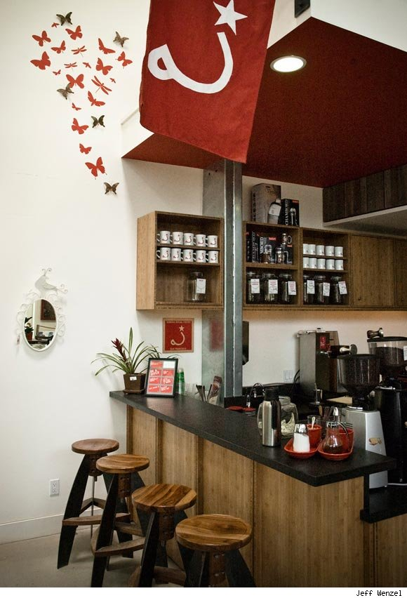 Ritual Roasters is nominated for a Luxist Award for Best Coffeehouse