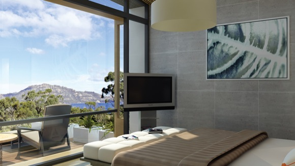 Saffire Bedroom (Rendering)