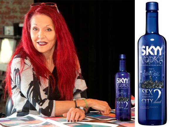 sex and the city 2 skyy vodka