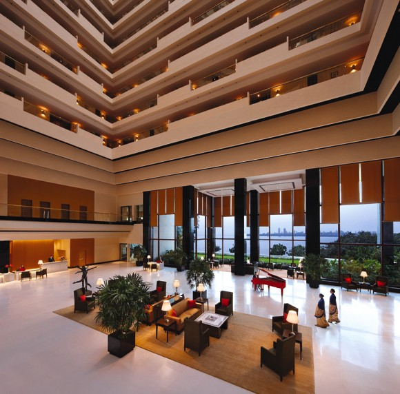 Oberoi Mumbai Renovated Lobby