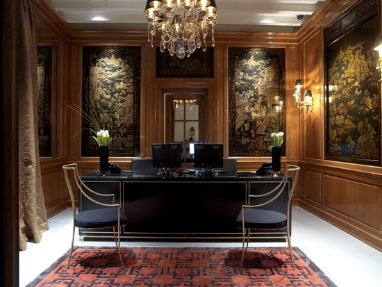 Concierge office