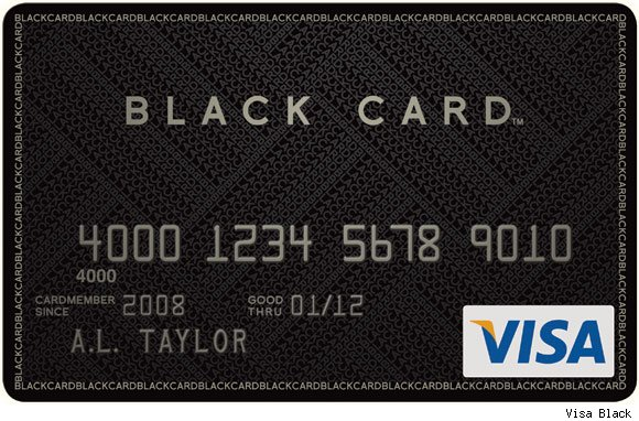 visa black card