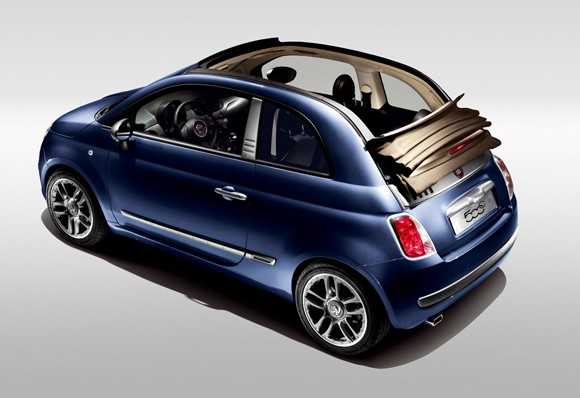 fiat 500c by diesel