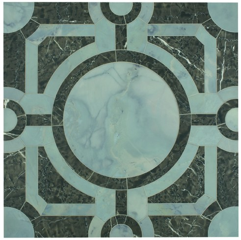 Michael S. Smith's Cosmati Valencia Tiles