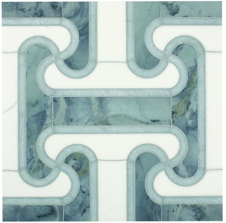 Michael S. Smith's Cosmati Crete Tile