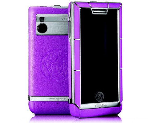 versace phone