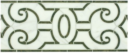 Michael S. Smith's Cosmati Palais Royal Border Tile