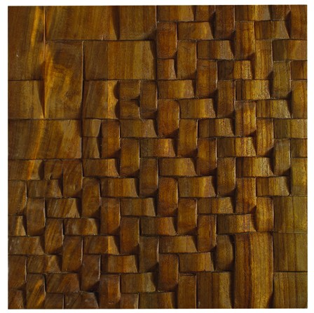 Ann Sacks Indah Teak Tiles