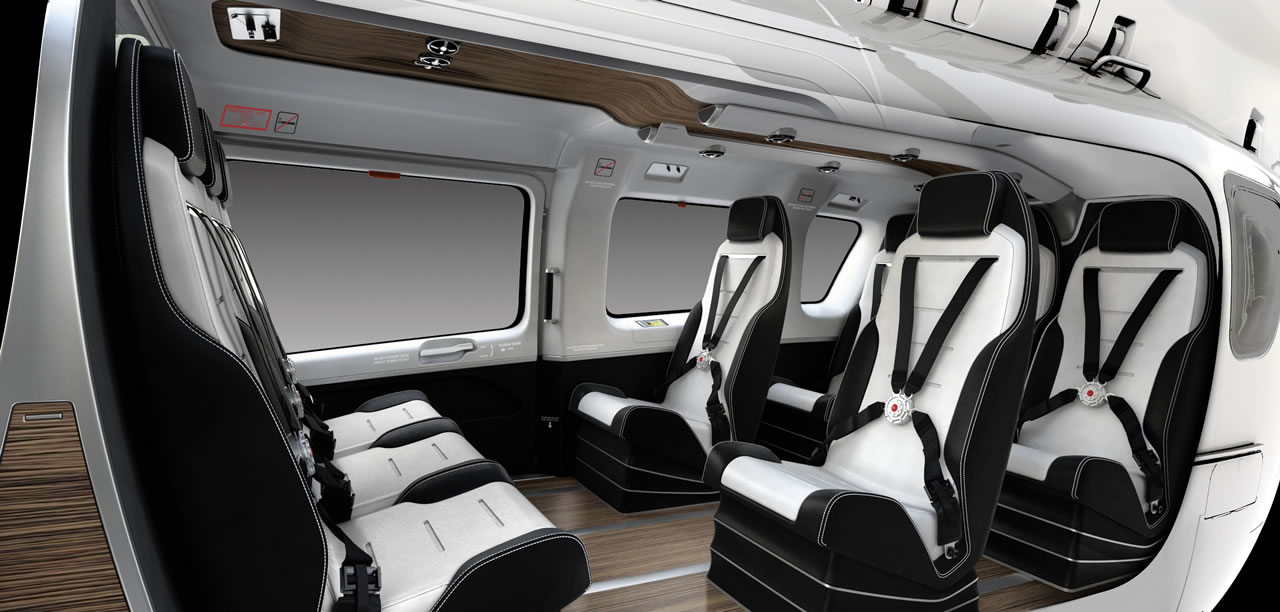 Interior configuration 2