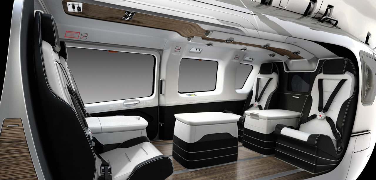 Interior configuration 1