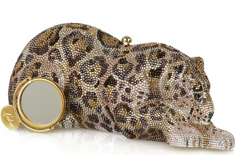 Judith Leiber Wildcat Clutch