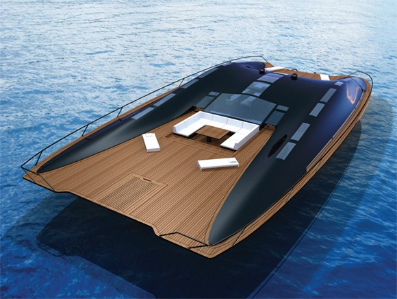 arkki solar yacht