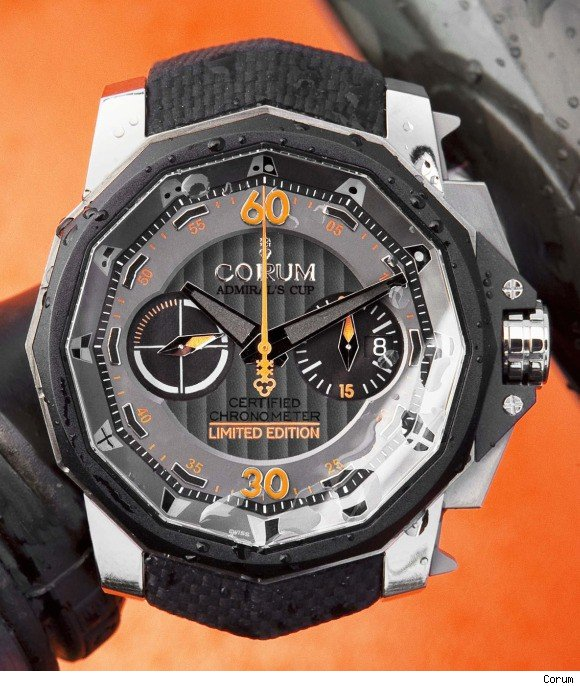 Corum Admiral's Cup Chronograph 48 Grand Prix Corum Watch