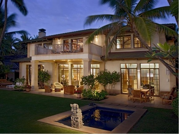richard chamberlain's maui home