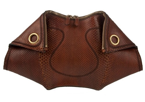 alexaner mcqueen de manta clutch