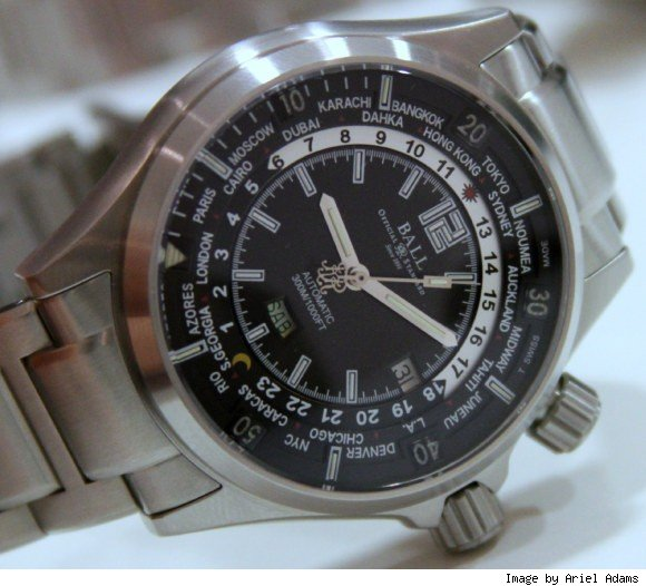 Ball Engineer Master II Diver World Time Watch