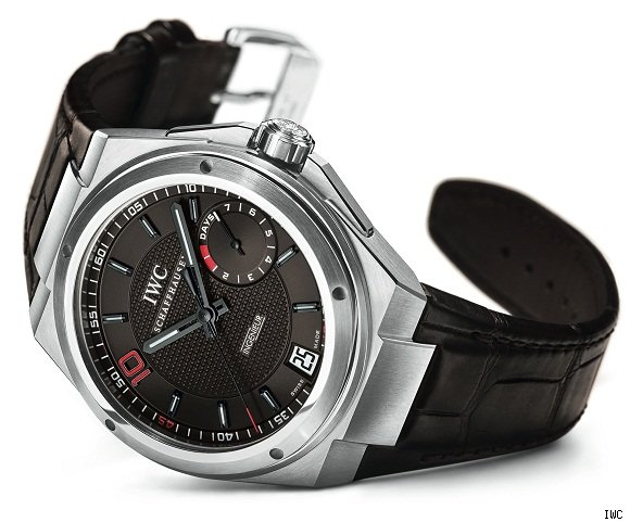 IWC Big Ingenieur Edition Zin&eacute;dine Zidane Watch