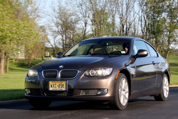 2010 BMW 335i xDrive Coupe