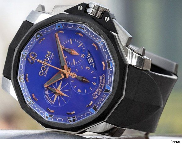 Corum Admiral's Cup Chronograph 48 Bol d'Or Mirabaud Watch