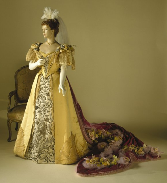 Court Presentation Ensemble, 1896