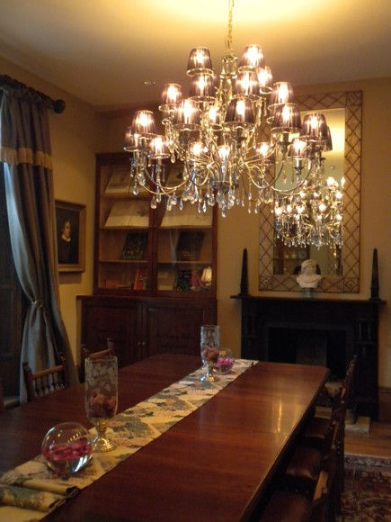 Historic Formal Dining Room