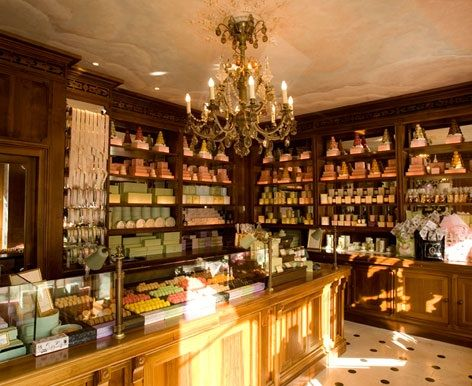 laduree interior geneva