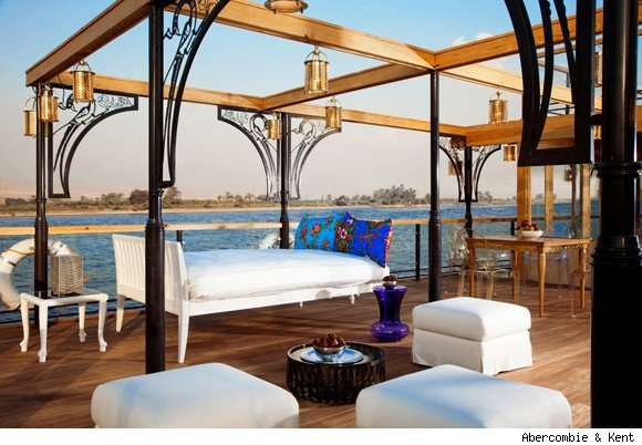 The Zein Nile Chateau